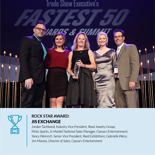 Atlantic City Rolls Out the Red Carpet for TSE's Fastest 50 Awards