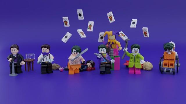 Overlords-verse: Joker evolution (read desc)