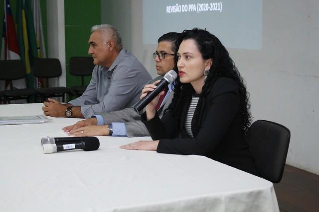 01.08.19 Audiência Pública Transporte Urbano para PPA e LOA 2020