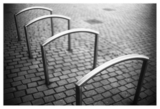 The loneliness of street furniture