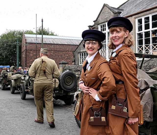 BCLM 1940s. July 2019. Tickets Please!