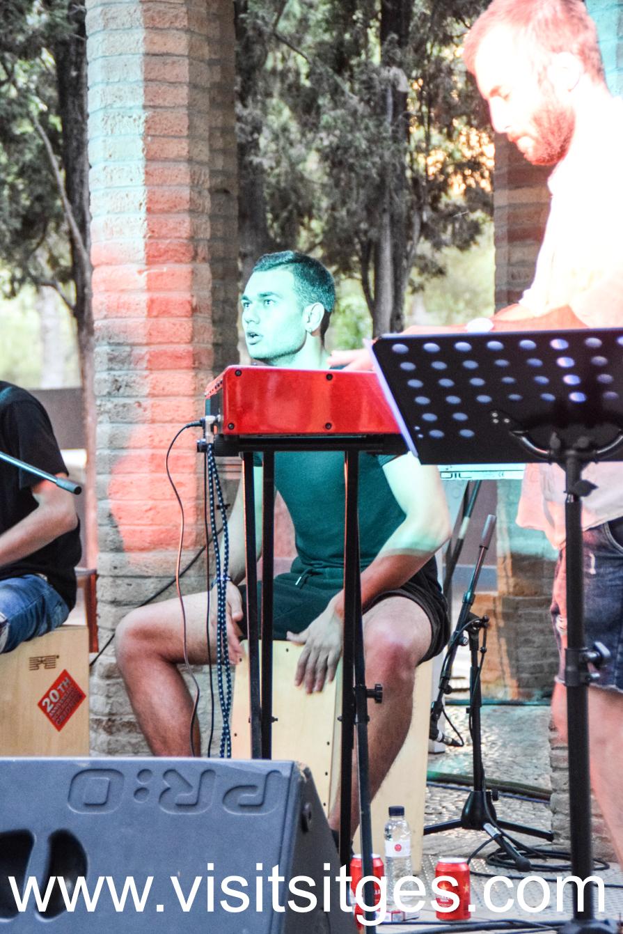 MELENDI AL FESTIVAL JARDINS TERRAMAR