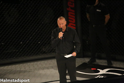 MMA Gala Halmstad Arena