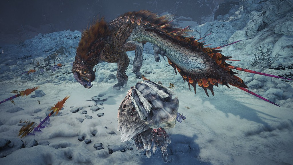 Monster Hunter World: Iceborne – Viper Tobi-kadachi