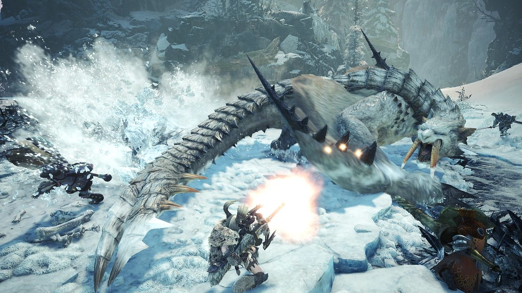 48434638686 0cdc2d1416 b - Jägernotizen: 5 Neue Details zu Monster Hunter World: Iceborne