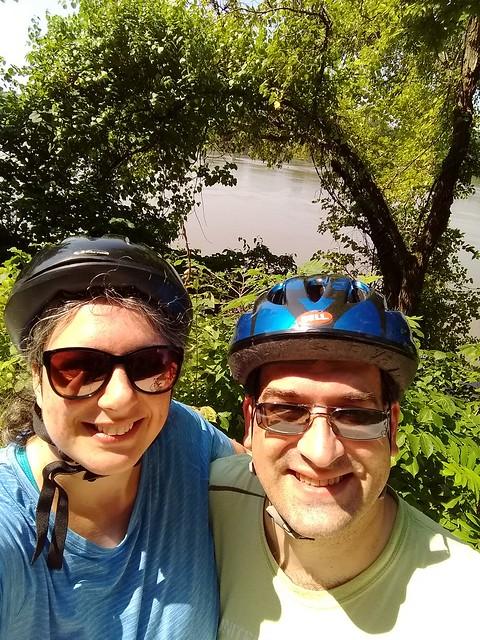 Katy Trail - Chris and Katherine