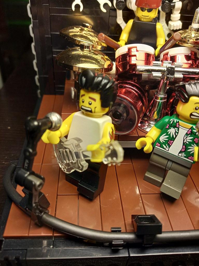 LEGO - DEAD CROSS