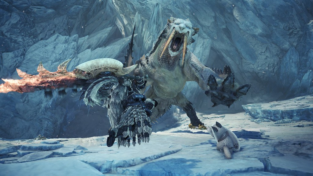 Monster Hunter World: Iceborne – Barioth