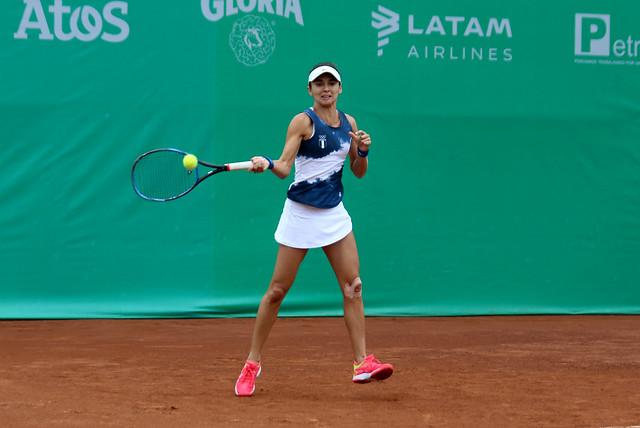 Weedon y González avanzan a las semifinales de dobles del tenis de Lima 2019