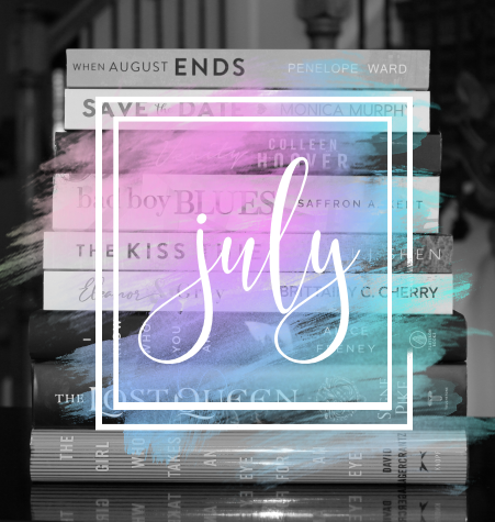 Inky's Monthly Wrap-up (July 2019)