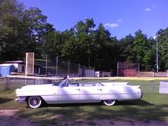 Cadillac Four-Door Convertible