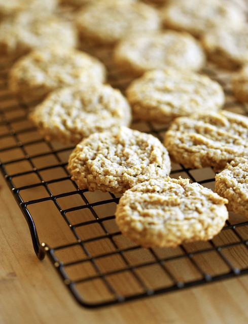 RAW- oatmeal by Green Bites Cookies