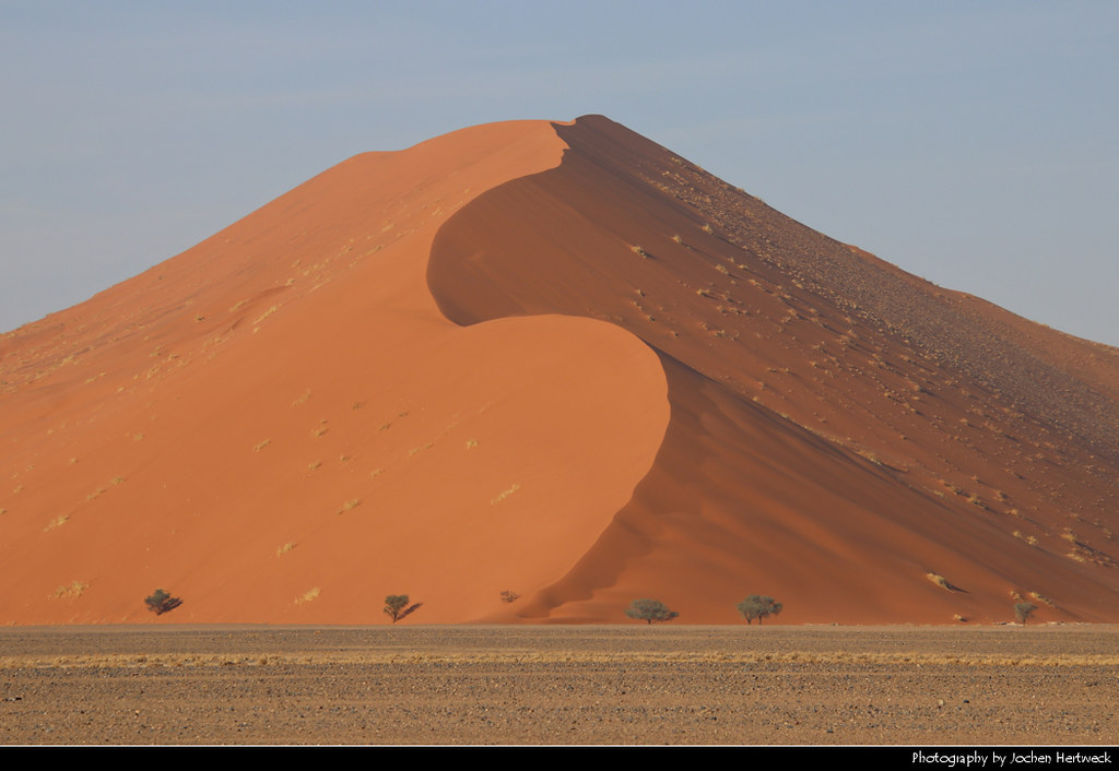 Sand Dune, Namib-Naukluft NP, Namibia