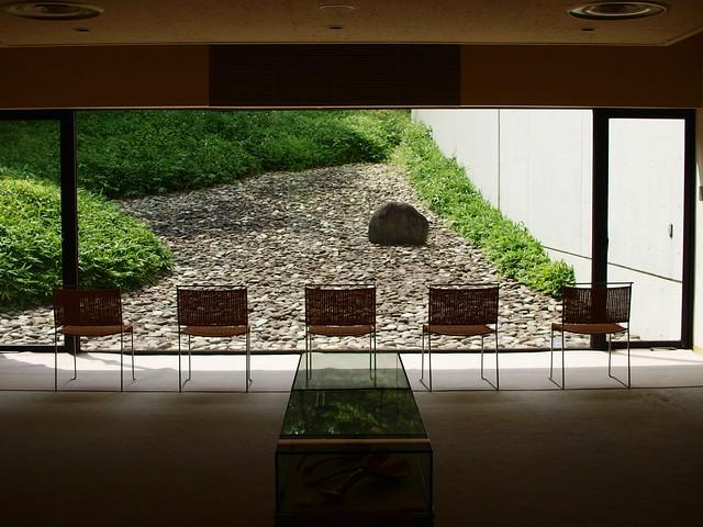 椅子 土門拳記念館・酒田 ~Ken Domon Museum~