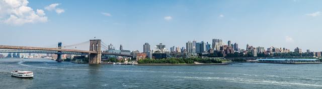 Brooklyn Bridge Pano