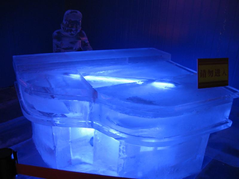 2009正佳广场冰雕艺术节