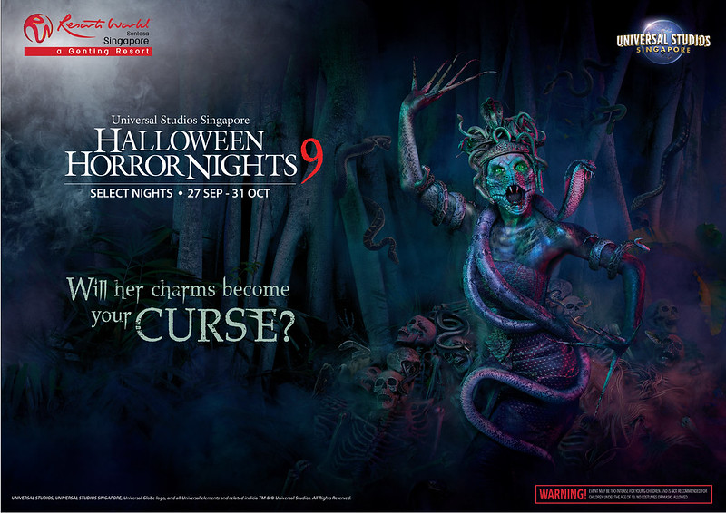 Halloween Fright Night China Movie.Universal Studios Singapore S Halloween Horror Nights 2019