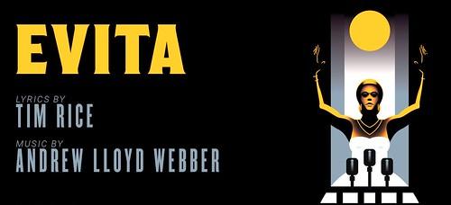 Evita at Orlando Shakes !