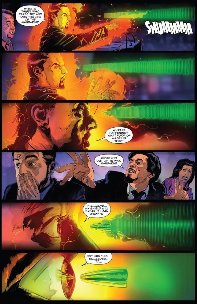 鋼鐵人的宿敵、持有十枚具備神秘力量戒指!「滿大人」究竟什麼來頭?! 滿大人漫畫原作起源故事介紹