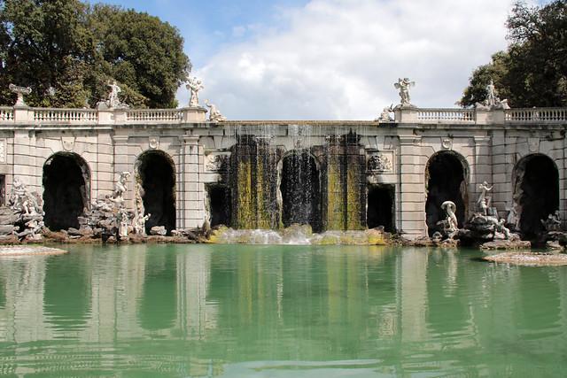 Fontana di Eolo - Reggia di Caserta