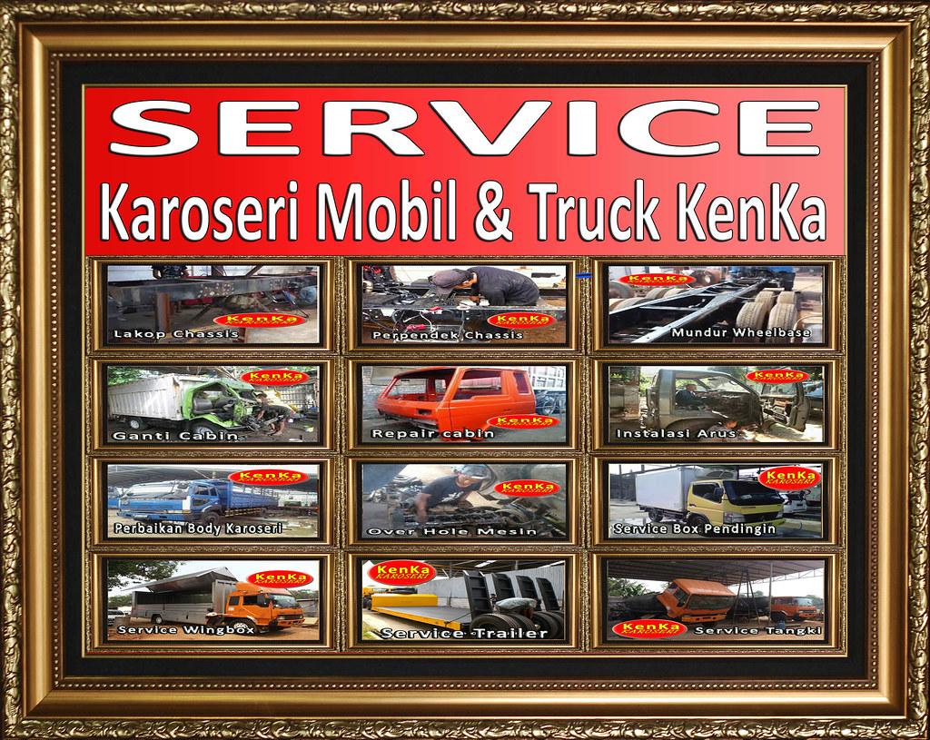 Service Mobil & Truck
