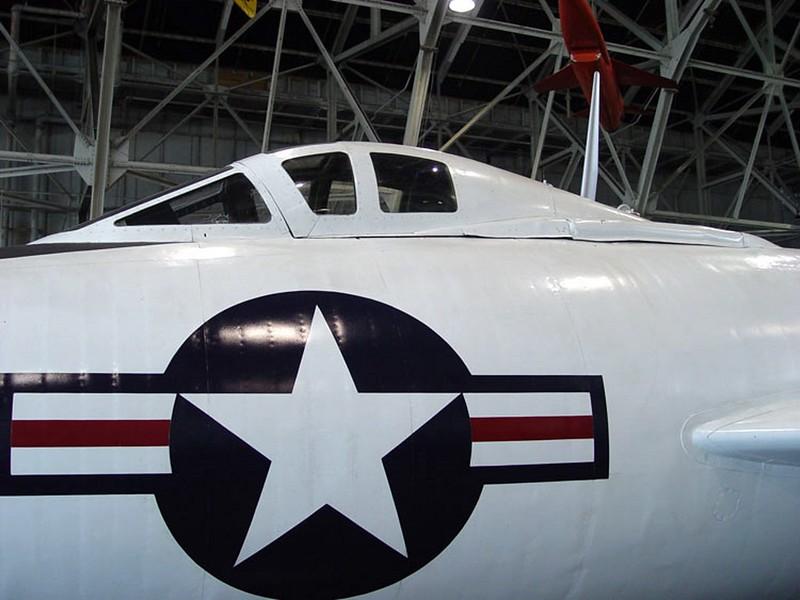 Convair XF-92A Dart 00008