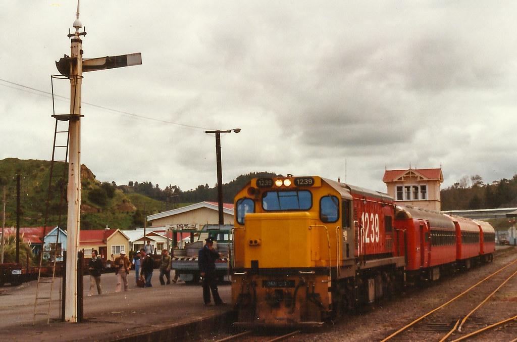 Aramoho - Wanganui