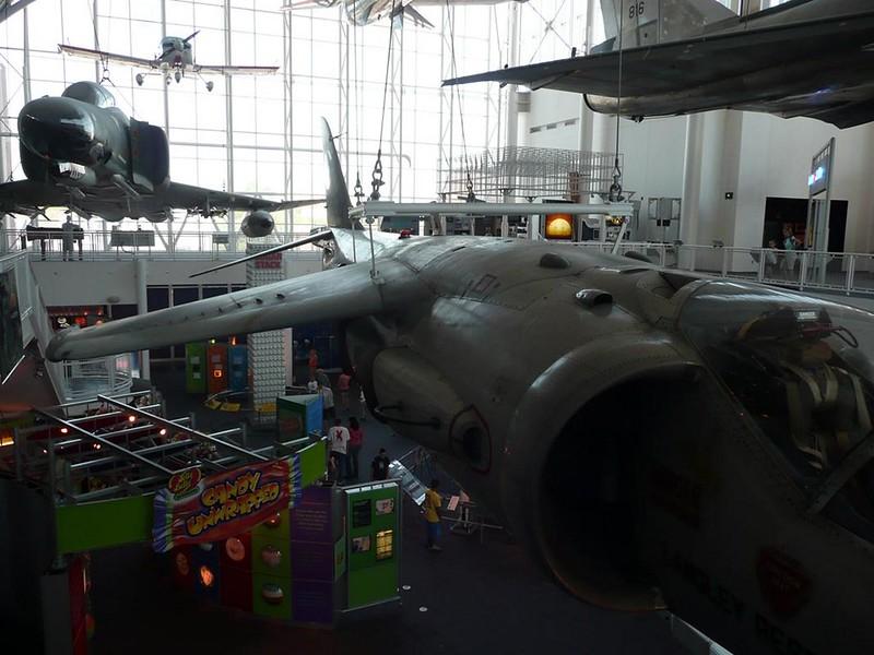 Hawker XV-6A Kestrel 00102