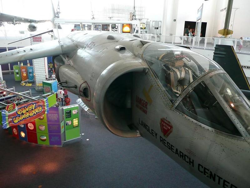Hawker XV-6A Kestrel 00099