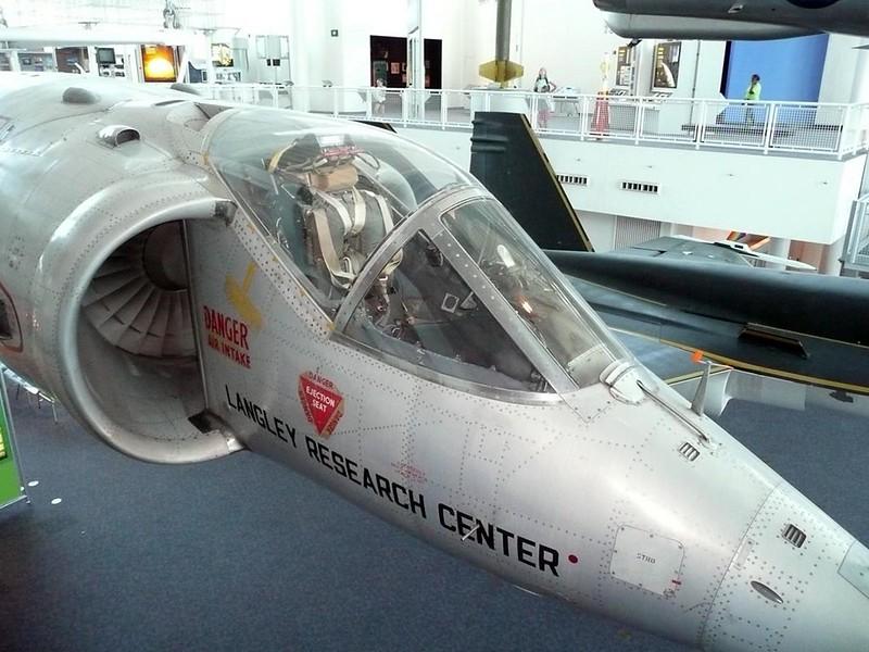 Hawker XV-6A Torenvalk 00096