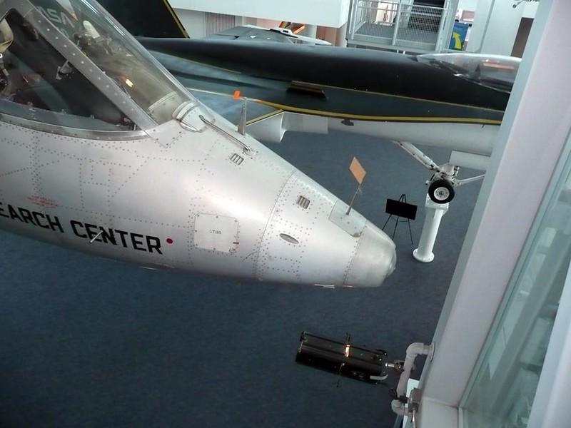Hawker XV-6A Kestrel 00095