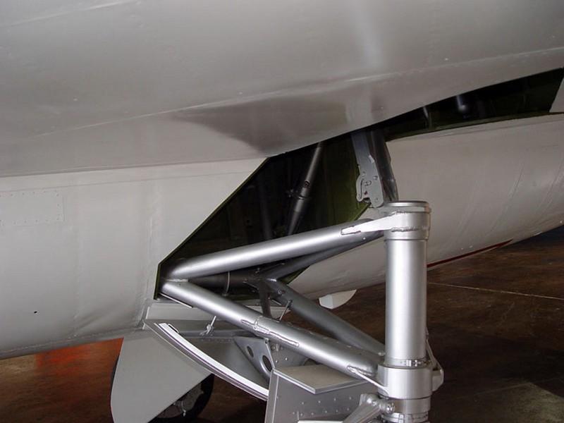 Convair XF-92A Dart 00004