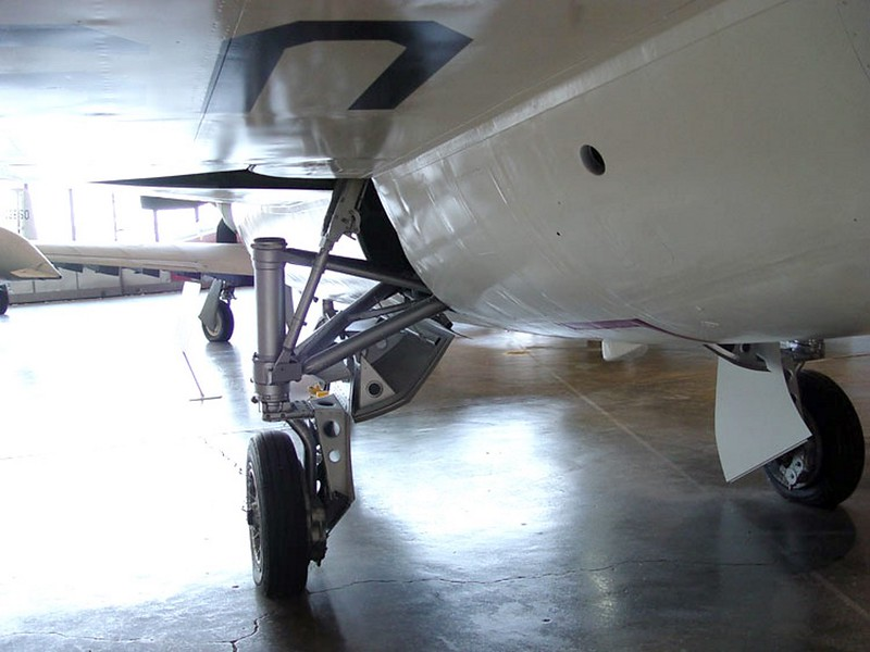 Convair XF-92A Dart 00003