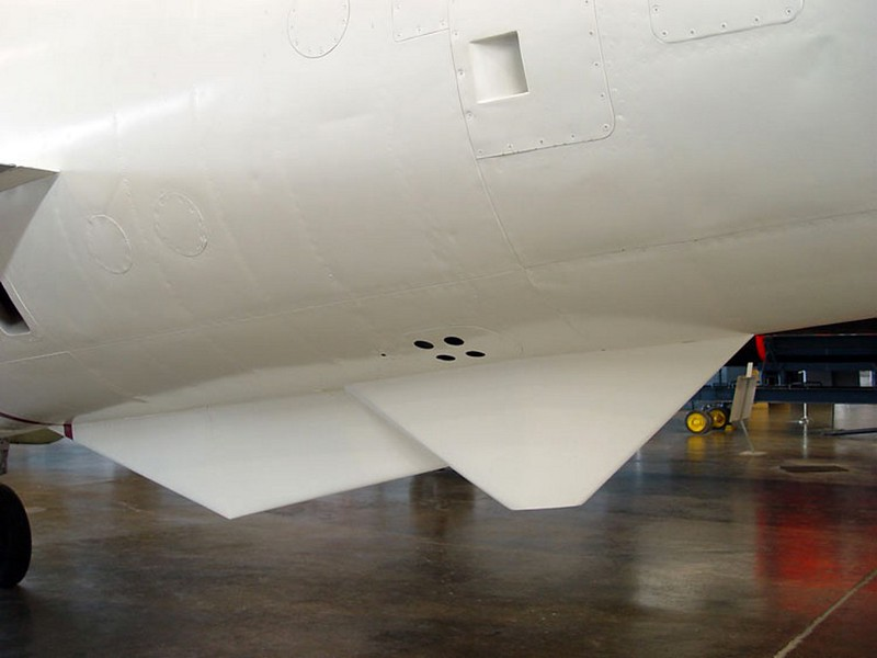 Convair XF-92A Dart 00002
