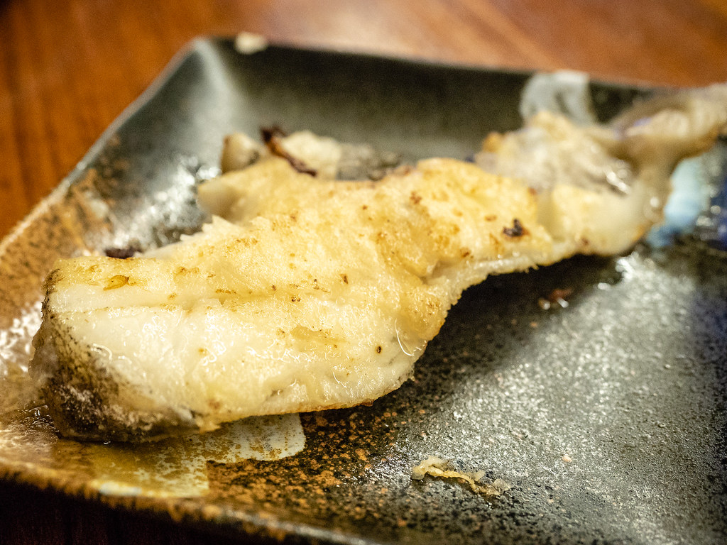 Jogoya Buffet Restaurant's grilled cod fish