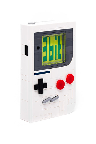 Lego Nintendo Gameboy | by Attacki Works