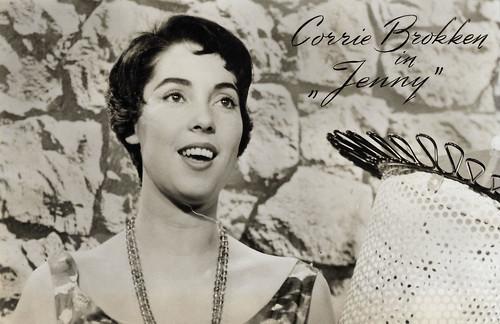 Corry Brokken in Jenny (1958)