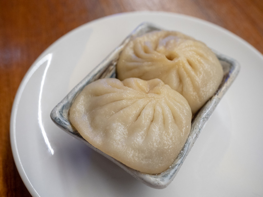 Chicken Xiao Long Bao