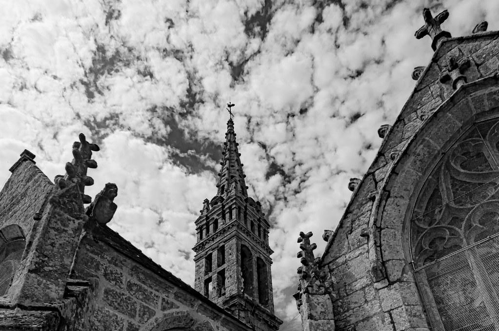 Église Saint-Fiacre de Guengat (29)