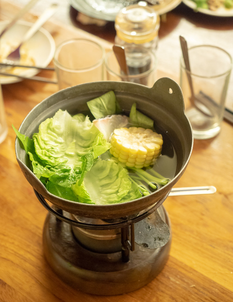 Jogoya Buffet Restaurant's Steamboat Pot.