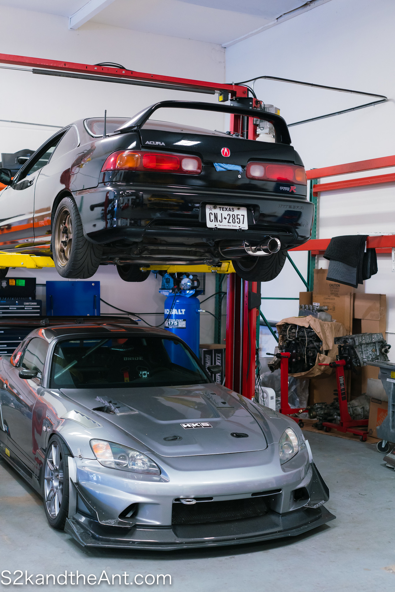 Alan S2000 Shop La Habra CA