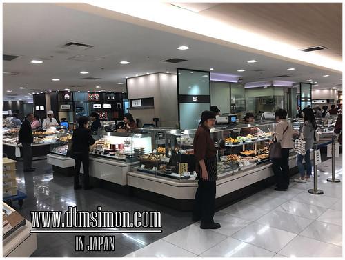 新宿伊勢丹美食街