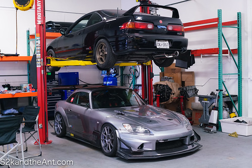 Alan S2000 Shop La Habra CA | by freezingcoffee