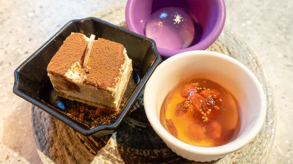 My desserts choice at Jogoya Buffet Restaurant
