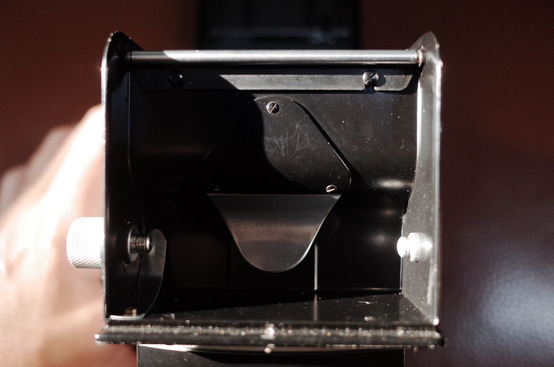RolleicordⅣ+Schneider Xenar 75mm f3