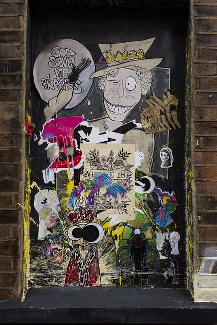 Street Art, Princelet Street