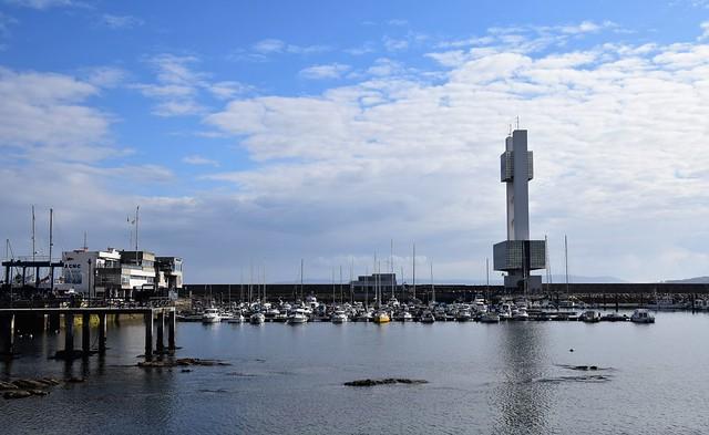 Capitanía Marítima (La Coruña, Galicia, España, 13-6-2019)