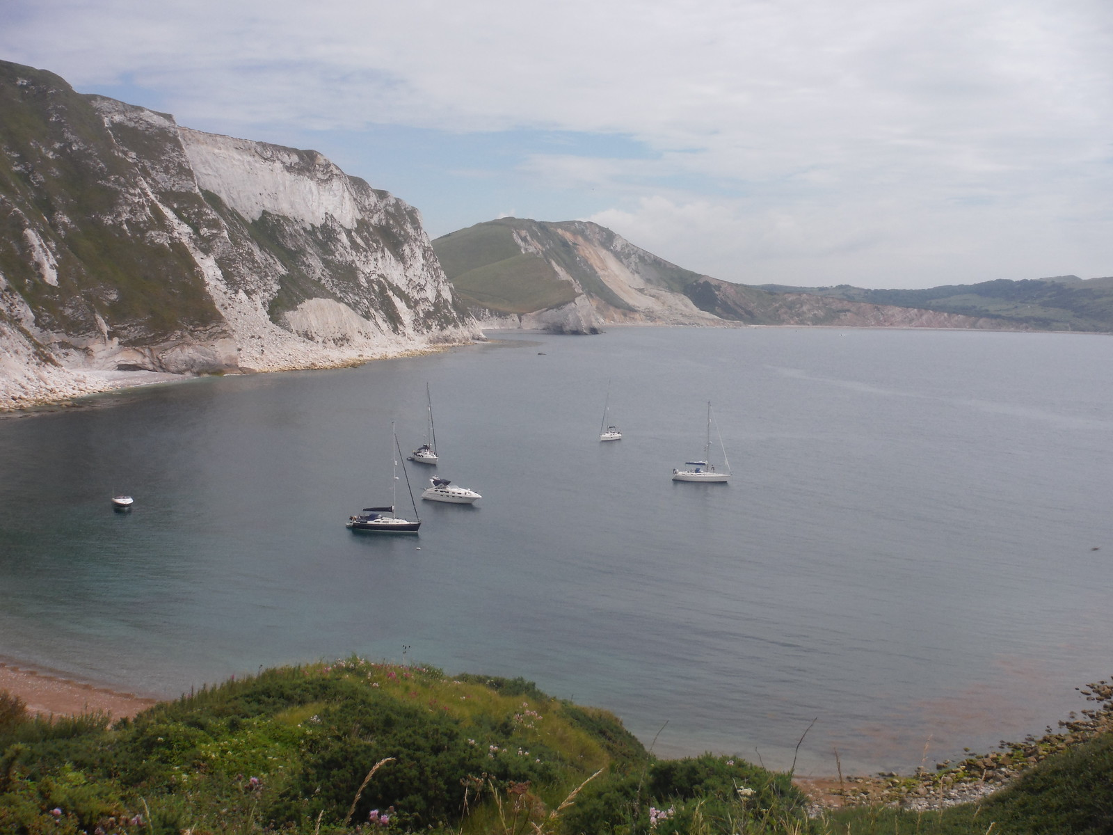 Mupe Bay SWC Walk 54 - Lulworth Cove Circular (via Tyneham and Durdle Door)