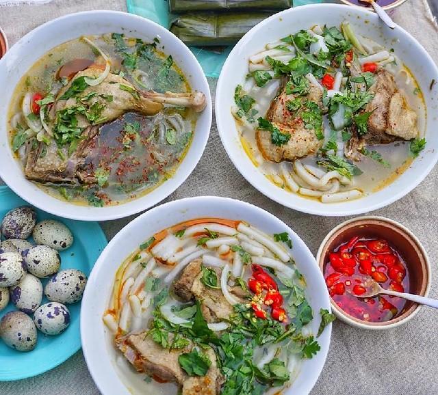Phượt Đà Nẵng - Top 10 quán bánh canh ăn là thích mê 21