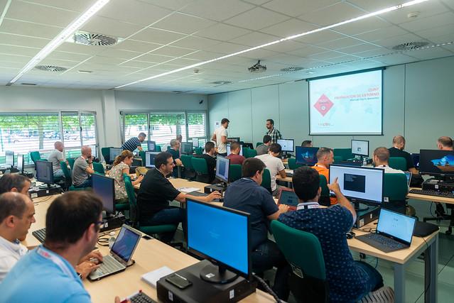 Galería fotográfica de Cybersecurity Summer Bootcamp 2019